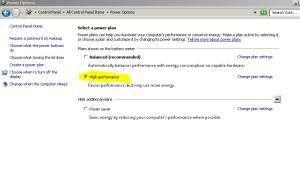windows performance settings for a mac